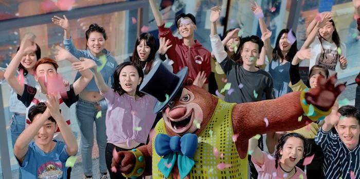 《方特狂欢节》广告片TVC