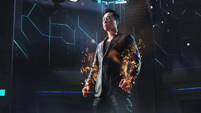 《超威电池 甄子丹版》