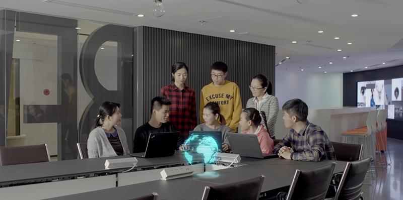 《北纬科技感性篇》宣传片