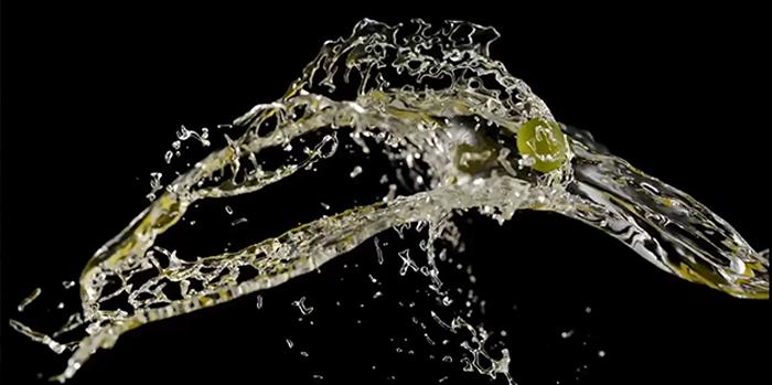 Water三维动画