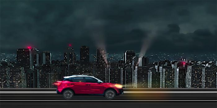 Q35上市发布开幕影片三维动画
