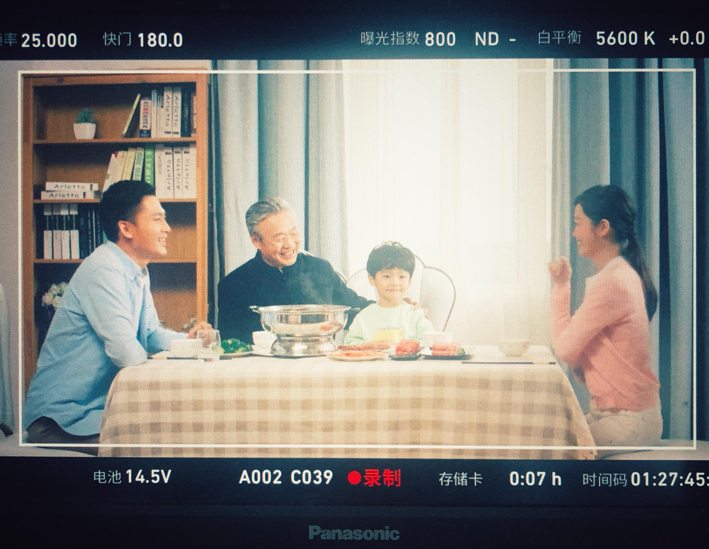 为皓月牛肉拍摄TVC电视广告片