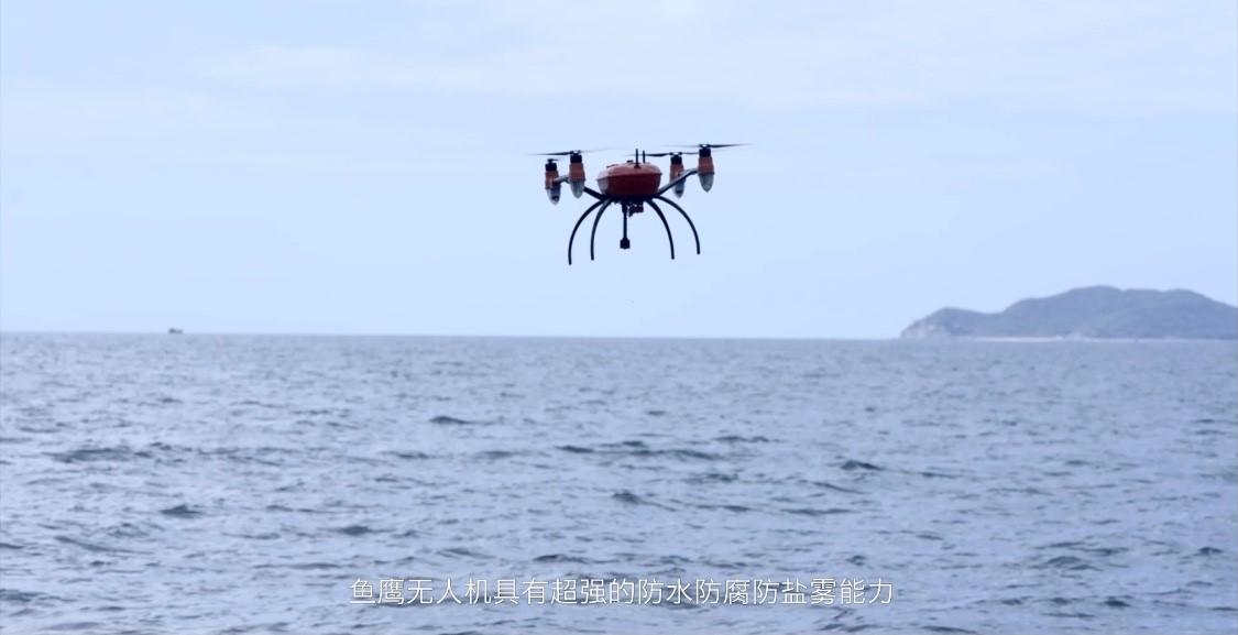 为檀越科技拍摄无人机宣传片